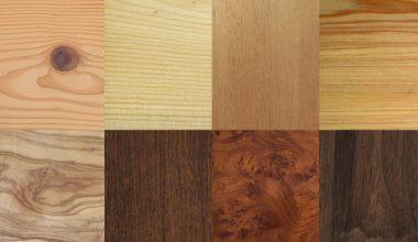 ¿Qué tipos de madera resisten mejor ambientes abiertos?